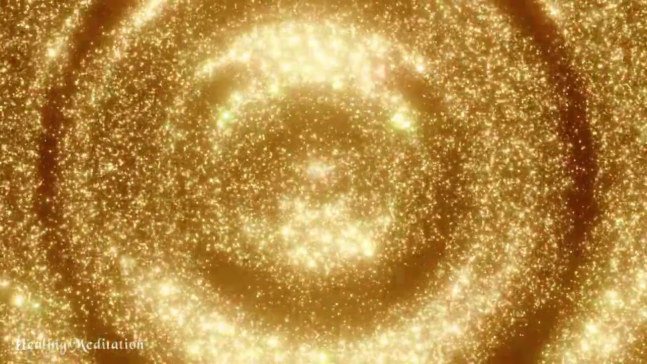 9Hz 99Hz 999Hz Infinite Healing Golden WaveㅣVibration of 5 Dimension FrequencyㅣPositive Energy