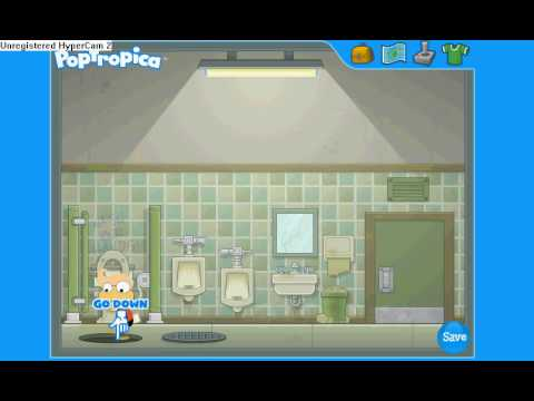 Poptropica - Super Power Island (Fast)