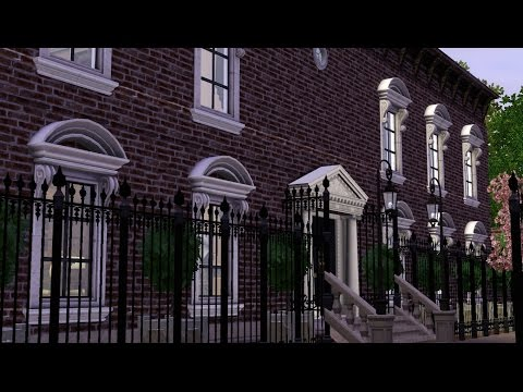 The Sims 3 - Mallards House (English Country House)
