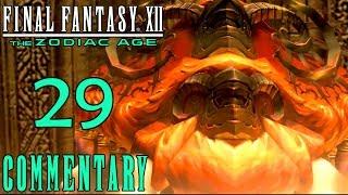Final Fantasy XII The Zodiac Age Walkthrough Part 29 - Belias & The Dawn Shard (PS4 Gameplay)