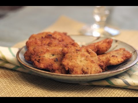 Fish Fritters