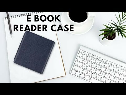 Amazon Kindle oasis Ebook Reader case Review / Best Case for kindle Oasis