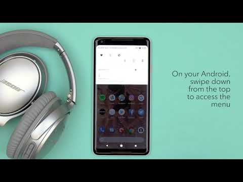 How to pair a Bluetooth device to your Android