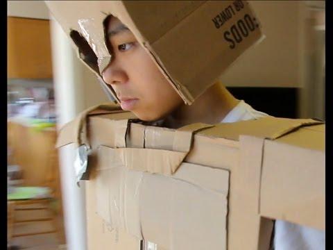 Cardboard Combat!