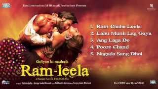 Goliyon Ki Raasleela Ram-leela - Jukebox 1 (Full Songs)