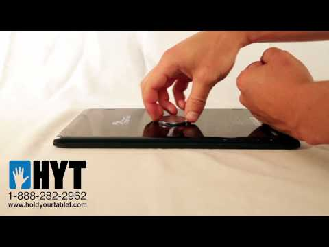 How to remove the Bakbone and Bakrak magnet from your tablet or iPad.