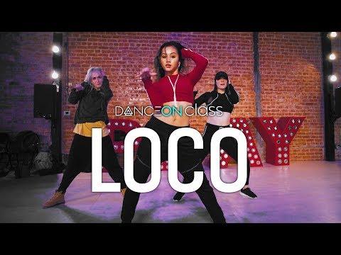 Mr. Capone-E - Loco ft. Migos and Mally Mall | Sam Allen Choreography | DanceOn Class