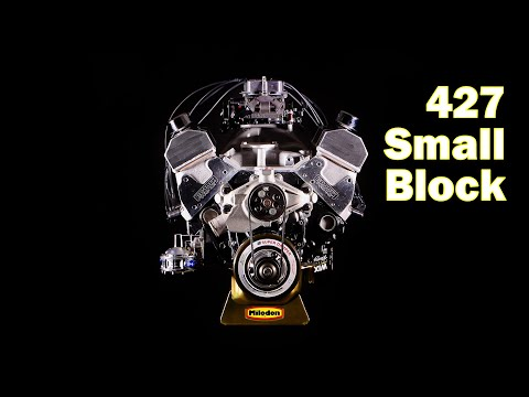 427 Chevrolet on the Engine Dyno -- The Ultimate Stroker Part 5