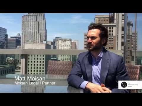 Matt Moisan of Moisan Legal P.C. on how to pitch NYC
