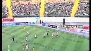 Украина - Армения 4-3. Отбор ЧЕ-2004(обзор матча).
