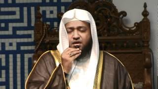 Qari Saad Nomani in New York { different style of reciting the Quran }