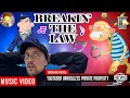 Breakin' the Law 🎵 Raptain Hook (DOING ILLEGAL STUFF ON CAMERA! FV Family Funny Vlog Music Video)