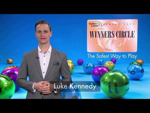 Winners Circle Draw 1078 26th May 2018 | Golden Casket | The Lott