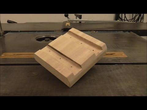 Making a wooden air engine - part 9 of 10 - Engine Base