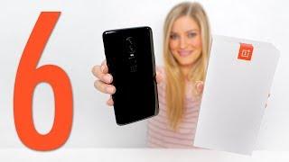 OnePlus 6 Unboxing!