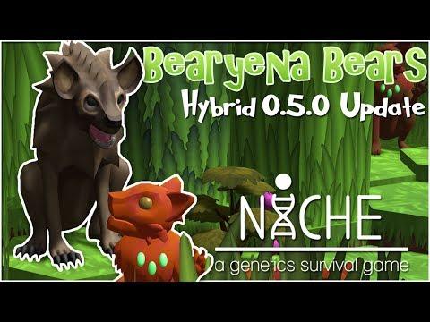 What Big Teeth You Have Grandpa!! • Niche: Bearyena Bears - Episode #3
