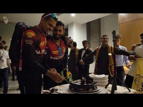 KKR vs DD   Post-Match Celebrations   Kolkata Knight Riders   VIVO IPL 2018