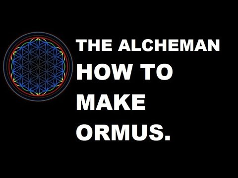 How to Make Ormus From Start To Finish | Making Monatomic Gold