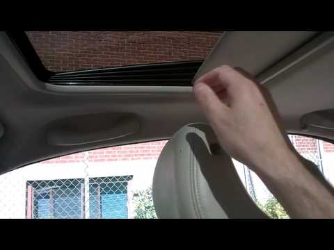 Sunroof Volvo