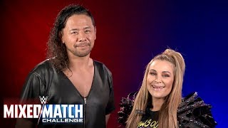 Shinsuke Nakamura & Natalya to compete for Make-A-Wish in Mixed Match Challenge