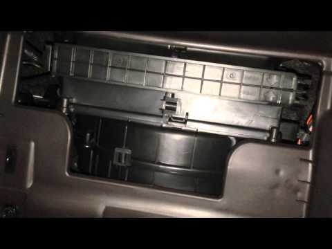 How to Replace Cabin Air Filter in 2012 Hyundai Tucson