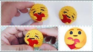 Volpe Portachiavi Amigurumi Tutorial 🦊 Fox Keychain Crochet ... | 180x320
