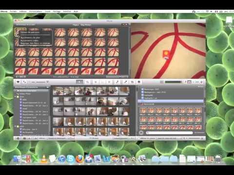 Tutoriel : comment réaliser un film en Stop Motion avec iMovie 09