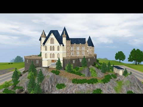 The Sims 3 - Small Castle
