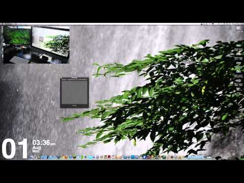 iMac How To   Span One Wallpaper Across Multiple Monitors