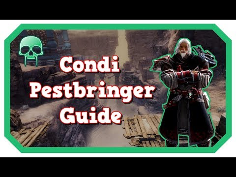 Condi Pestbringer Build Guide für PvE/Open World | GW2 PoF
