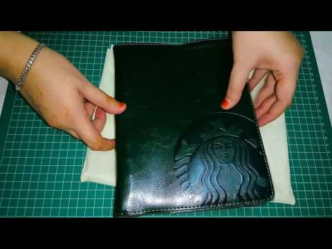 Unboxing Starbucks Planner 2015 Limited Edition Malaysia