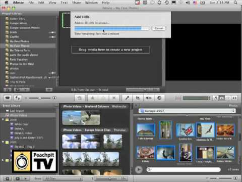 The Best Feature in iMovie '08