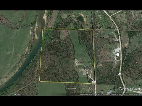 40 Acre Kings River Frontage Self-Sufficient Farm