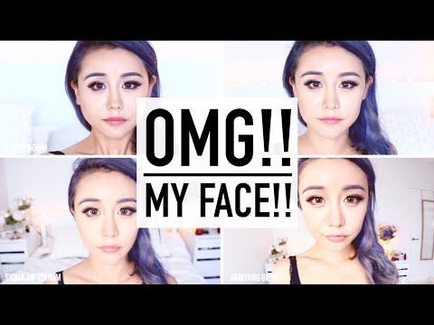 Beauty Guru Camera Secrets ♥ Look Skinnier On Camera ♥ 4 Lens Test ♥ Selfie & Filming Tips ♥ Wengie