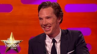 Benedict Cumberbatch Finds Out About His Cumbermusk on Reddit | The Graham Norton Show
