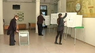 Vote Opens In Georgia S Presidential Election