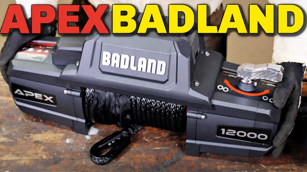 Has Harbor Freight Lost Their Mind? - APEX BADLAND