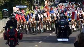 Mark Cavendish Wins : 2011 UCI Road World Championships
