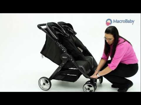 Graco 15 Stroller | Multichild   Fast Action Duo