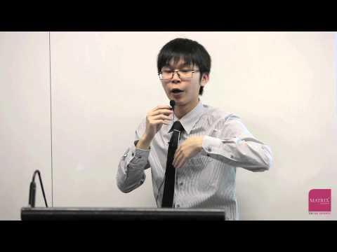 Actuarial Studies at University - Andrew Lee