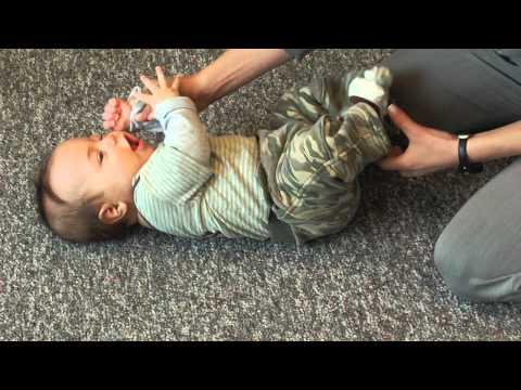 Chiropractic   Baby   Cross Crawl