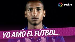Yo amo el futbol por... Deyverson Silva, jugador del Deportivo Alavés
