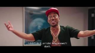 "My favorite scene from Popstar with Chris Redd ""Hunter"""