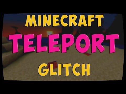 HUGE Minecraft Teleport Glitch - 1.7.2