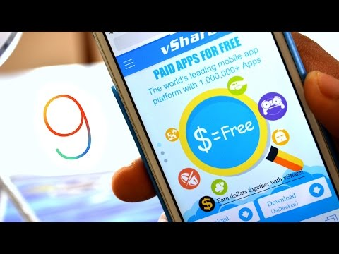 How To Install vShare iOS 9 - 9.1 - Paid Apps FREE Without Jailbreak - (iPhone, iPad & iPod Touch)