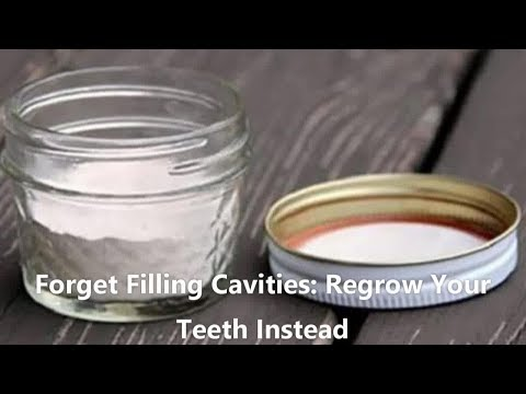 Forget Filling Cavities Regrow Your Teeth Instead