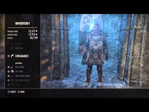 ESO on Ps4 - Farming Guide - How to Make Gold
