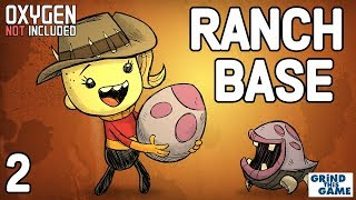 NEW RANCHING UPGRADE BASE #3 - Oxygen Not Included - Puft