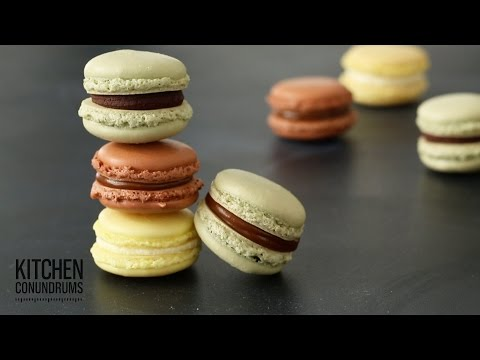 The Science Behind French Macarons - Kitchen Conundrums with Thomas Joseph