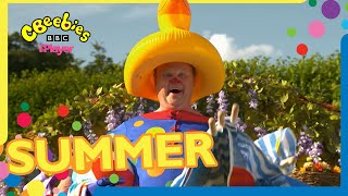 Mr Tumble's Super Summertime Compilation!⛱☀️  CBeebies